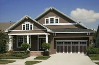 Garage Doors & Openers Installation & Service In Eastern MB