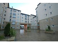 Fully furnished one bedroom flat in Springfield Street EH6 with underground parking for rent