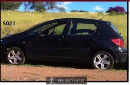 WRECKING 2004 PEUGEOT 307 AUTO 1.6L PETROL FREE DELIV S021 Villawood Bankstown Area Preview