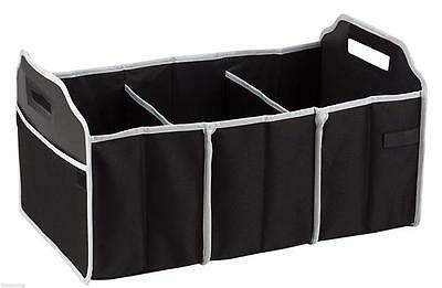 Easy Collapsible Car / Van Boot Trunk Organiser Tools Tidy Shopping Clean Neat