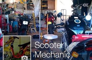 Motorcycle / Scooter Mobile Mechanic Sydney City Inner Sydney Preview