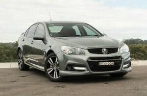 2015 Holden Commodore VF MY15 SS Storm Storm Grey 6 Speed Sports Automatic Sedan Somersby Gosford Area Preview