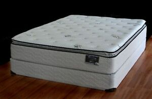 BRAND NEW PILLOW TOP MATT BOX SET SALE ! MATTRESS PLAZA 204-775-