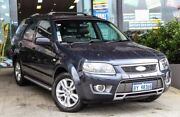 2011 Ford Territory SY Mkii TS RWD Grey 4 Speed Sports Automatic Wagon Myaree Melville Area Preview