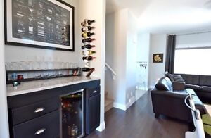 Move in Ready End Unit with 2 Car Garage