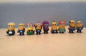 Figurines Minions West Island Greater Montréal image 1