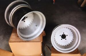 "Centerline wheels 15"" x 14"" - 4 1/2"" Bolt Pattern"
