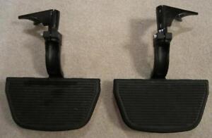 Harley Davidson Softail Passenger Footboard/Mount Kit