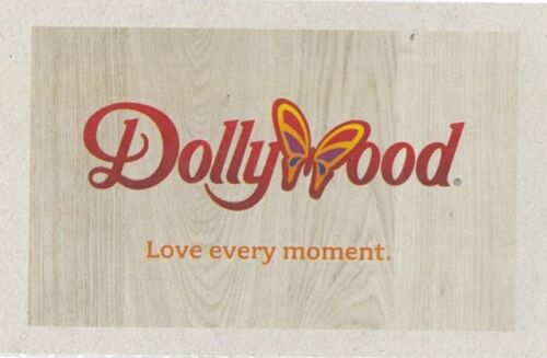 TICKETS TO DOLLYWOOD IN PIGEON FORGE, TN GOOD TIL 1/4/20