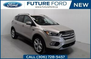 2018 Ford Escape Titanium|LANE KEEPING|BLIND SPORT INFO SYSTEM