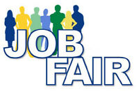 JOB FAIR  - MONDAY AUG.31
