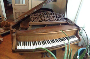 Chickering and Sons 1837 Grand piano Cambridge Kitchener Area image 5