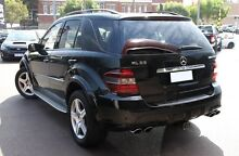 2008 Mercedes-Benz ML63 W164 MY09 AMG Black 7 Speed Sports Automatic Wagon Northbridge Perth City Preview