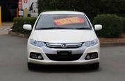 2012 Honda Insight ZE VTi-L White 1 Speed Constant Variable Hatchback Hybrid Acacia Ridge Brisbane South West Preview