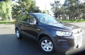 2015 Holden Captiva CG MY16 LS 2WD Brown 6 Speed Sports Automatic Wagon Elizabeth Playford Area Preview