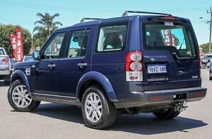 2012 Land Rover Discovery 4 Blue Sports Automatic Wagon Maddington Gosnells Area Preview