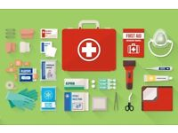 FRE FREE FREE *****Emergency First Aid at Work Level 2*****(EFAW) FREE FREE FREE FREEE