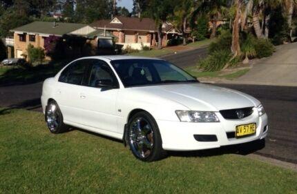 2005 Holden Commodore Sedan Batemans Bay Eurobodalla Area Preview