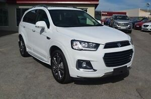 2017 Holden Captiva CG MY17 LTZ AWD White 6 Speed Sports Automatic Wagon Bayswater Bayswater Area Preview