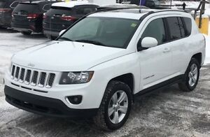 2016 Jeep Compass HIGH ALITUDE