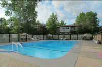 Condo for Sublet, Sept 1st - River Heights - 2 bdr/1.5 bathrooms