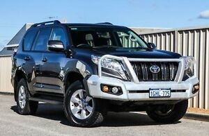 2014 Toyota Landcruiser Prado KDJ150R MY14 GXL Grey 5 Speed Sports Automatic Wagon Wangara Wanneroo Area Preview