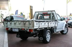 2011 Great Wall V240 K2 Silver 5 Speed Manual Cab Chassis Maddington Gosnells Area Preview