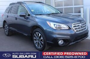 2016 Subaru Outback LIMITED WITH EYESIGHT | 6 CYLINDER | ADAPTIV