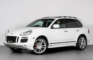 2008 Porsche Cayenne 9PA MY08 GTS White 6 Speed Sports Automatic Wagon Port Melbourne Port Phillip Preview