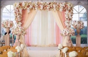 Wedding Backdrop- house and hall decor