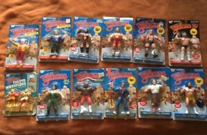 Perfect Collection Starter --WWF LJN MOC.