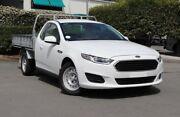 2015 Ford Falcon FG X White 6 Speed Auto Seq Sportshift Cab Chassis Acacia Ridge Brisbane South West Preview