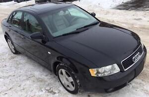 2004 Audi A4 1.8 Turbo, 1 Ownr, NO Accident, Clean, Safety Etest