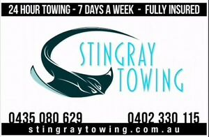 Machinery transport - 24/7 tilt tray towing Morisset Lake Macquarie Area Preview