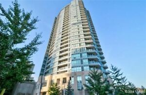 Spacious One bed condo in North York