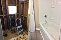 Renovation Specialist Now Booking