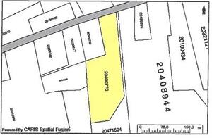 5.96 acre Lot for Sale in Onslow Mountain close to Truro