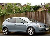 Seat Leon sport 2.0.tdi. Private plate included in sale N13BDS
