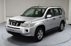 2010 Nissan X-Trail T31 MY10 ST Silver 1 Speed Constant Variable Wagon Invermay Launceston Area Preview