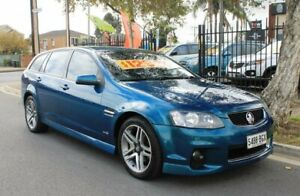 2012 Holden Commodore VE II MY12 SV6 Blue 6 Speed Automatic Sportswagon Klemzig Port Adelaide Area Preview
