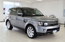 2012 Land Rover Range Rover MY12 Sport 3.0 SDV6 Luxury Gunmetal 6 Speed Automatic Wagon Morley Bayswater Area Preview