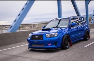 Looking for Subaru Forester xt or sti