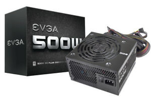"""Like New"" EVGA 500watt Power Supply (Open Box)"
