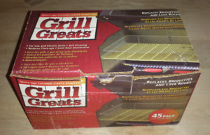 BBQ Grill Tiles - new in sealed box