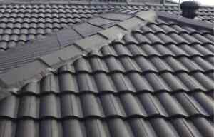 Painting  roof  with  fix tiles damage. 3 coat paint Epping Whittlesea Area Preview