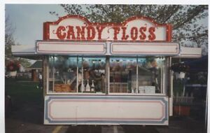 Candy Trailer Food Concession
