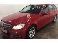 Mercedes-Benz C220 2.1CDI ( 168bhp ) FROM £51 PER WEEK