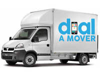 Man And Van Hire for house moves Manchester gorton evening or short notice removal service