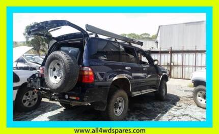 Wrecking 2000 LandCruiser GXL used parts suit 1988 - 2005 | A1388