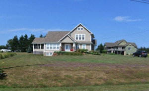 Water view home for rent in Stanhope $1800 including utilities